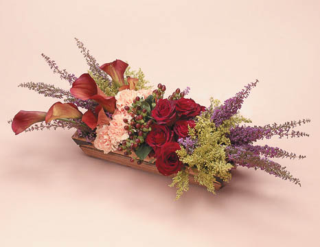 Arrangements-1 Funeral Arrangement Flowers