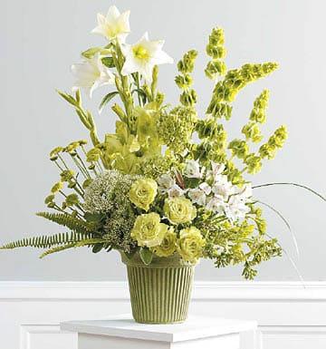 Arrangements-10 Funeral Arrangement Flowers