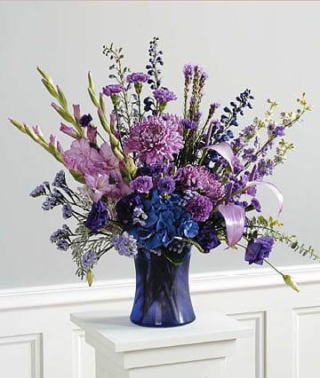 Arrangements-14 Funeral Arrangement Flowers