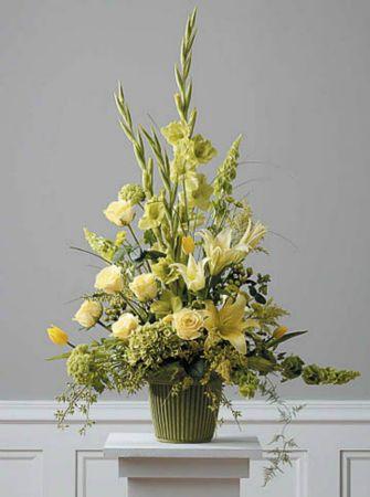 Arrangements-15 Funeral Arrangement Flowers