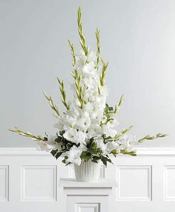 Arrangements-19 Funeral Arrangement Flowers