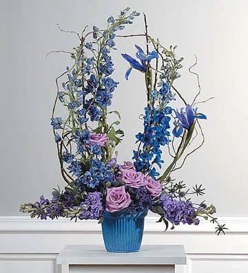 Arrangements-22 Funeral Arrangement Flowers