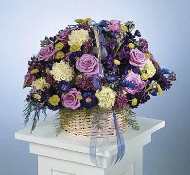 Arrangements-25 Funeral Arrangement Flowers
