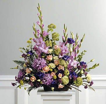 Arrangements-27 Funeral Arrangement Flowers