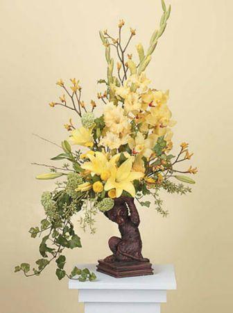 Arrangements-3 Funeral Arrangement Flowers