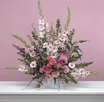 Arrangements-31 Funeral Arrangement Flowers