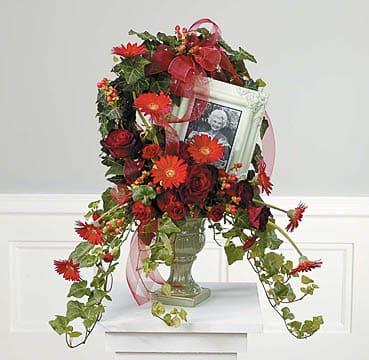 Arrangements-36 Funeral Arrangement Flowers