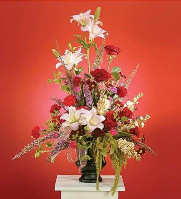 Arrangements-38 Funeral Arrangement Flowers