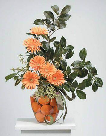 Arrangements-4 Funeral Arrangement Flowers
