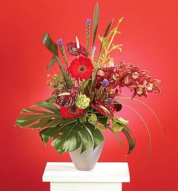 Arrangements-40 Funeral Arrangement Flowers