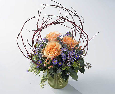 Arrangements-5 Funeral Arrangement Flowers