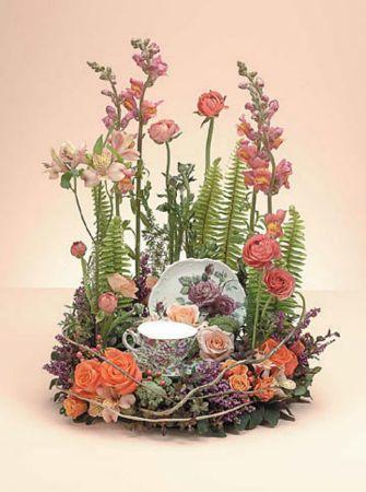 Arrangements-6 Funeral Arrangement Flowers