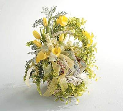 Arrangements-7 Funeral Arrangement Flowers