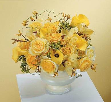 Arrangements-9 Funeral Arrangement Flowers