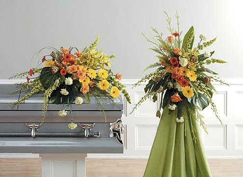 Casket-Florals-1 Funeral Casket Flowers