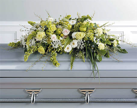 Casket-Florals-13 Funeral Casket Flowers