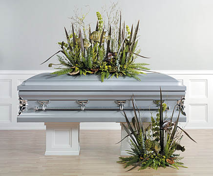 Casket-Florals-14 Funeral Casket Flowers