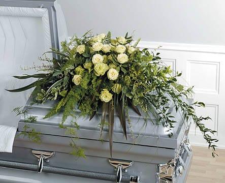 Casket-Florals-16 Funeral Casket Flowers