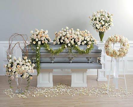 Casket-Florals-19 Funeral Casket Flowers