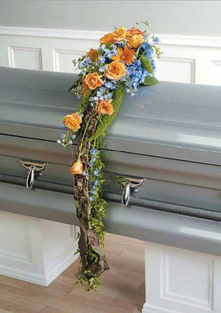 Casket-Florals-24 Funeral Casket Flowers
