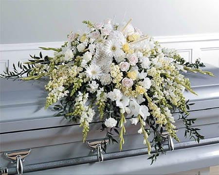 Casket-Florals-29 Funeral Casket Flowers