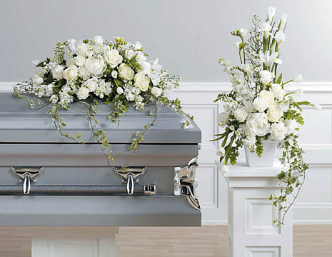 Casket-Florals-30 Funeral Casket Flowers