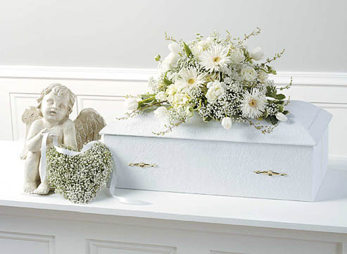 Casket-Florals-31 Funeral Casket Flowers