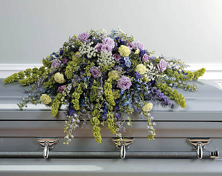 Casket-Florals-33 Funeral Casket Flowers