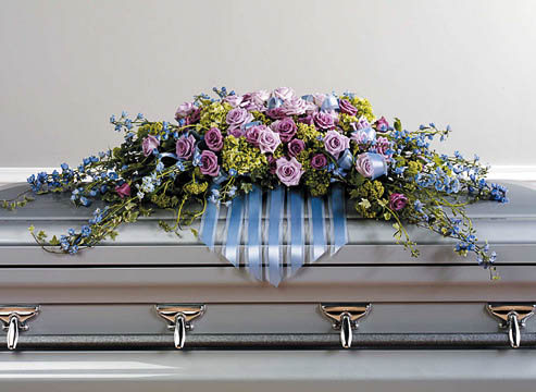 Casket-Florals-35 Funeral Casket Flowers