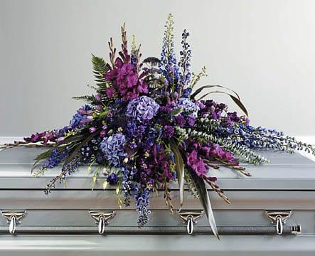 Casket-Florals-38 Funeral Casket Flowers