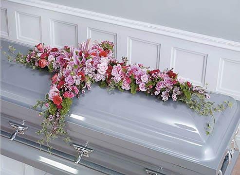 Casket-Florals-43 Funeral Casket Flowers