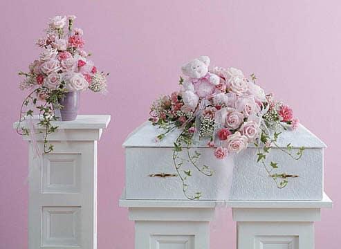 Casket-Florals-45 Funeral Casket Flowers