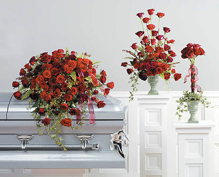 Casket-Florals-47 Funeral Casket Flowers