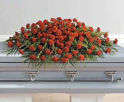 Casket-Florals-49 Funeral Casket Flowers