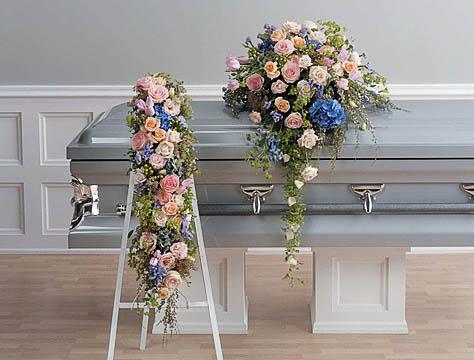 Casket-Florals-5 Funeral Casket Flowers