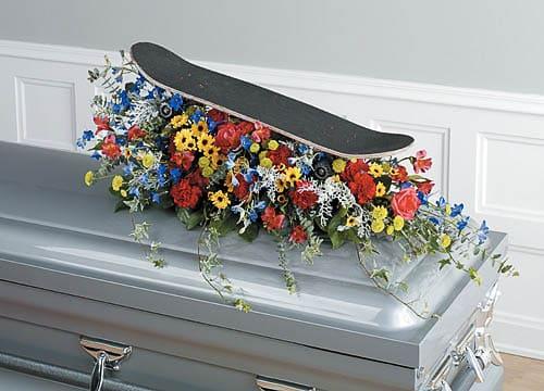 Casket-Florals-50 Funeral Casket Flowers