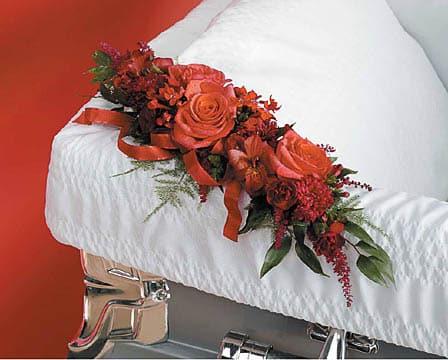 Casket-Florals-51 Funeral Casket Flowers