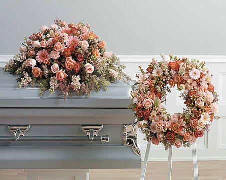 Casket-Florals-7 Funeral Casket Flowers