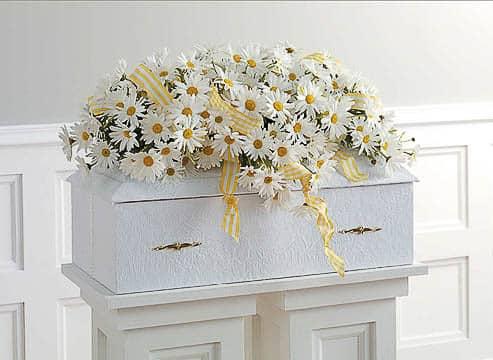 Casket-Flowers-11 Funeral Casket Flowers