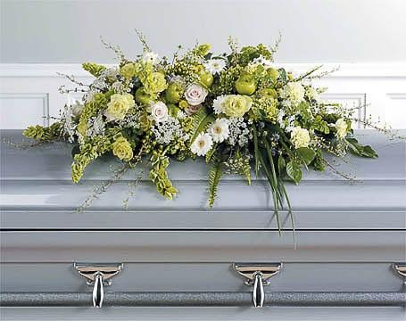 Casket-Flowers-13 Funeral Casket Flowers
