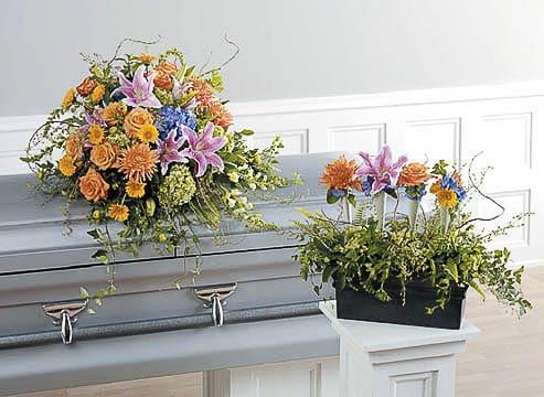 Casket-Flowers-15 Funeral Casket Flowers