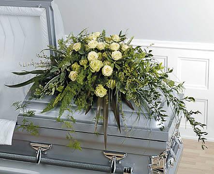 Casket-Flowers-16 Funeral Casket Flowers