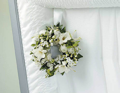 Casket-Flowers-18 Funeral Casket Flowers