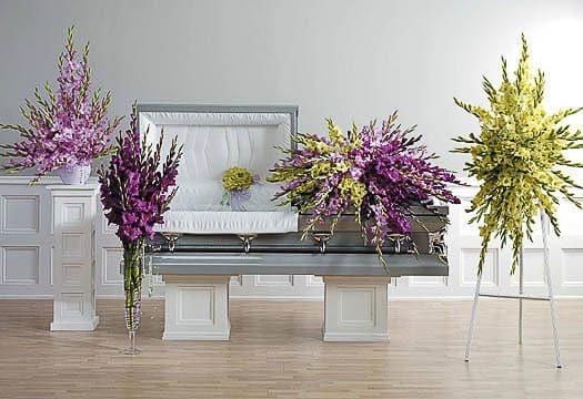 Casket-Flowers-21 Funeral Casket Flowers