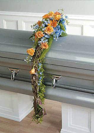 Casket-Flowers-24 Funeral Casket Flowers