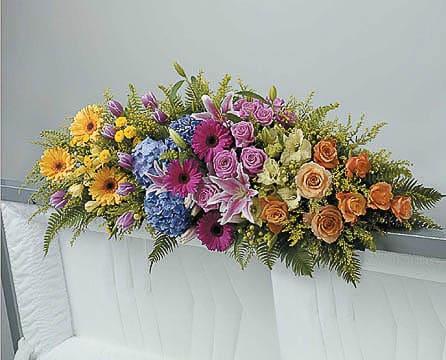 Casket-Flowers-26 Funeral Casket Flowers