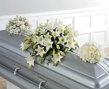 Casket-Flowers-28 Funeral Casket Flowers