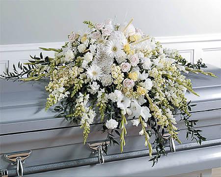Casket-Flowers-29 Funeral Casket Flowers