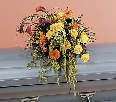 Casket-Flowers-3 Funeral Casket Flowers