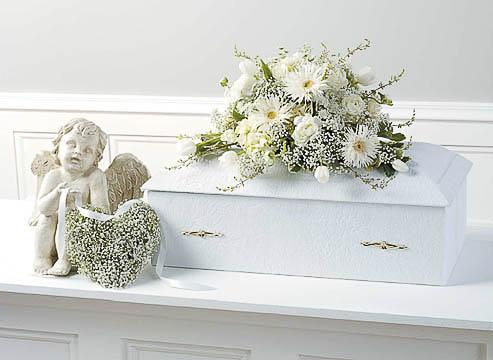 Casket-Flowers-31 Funeral Casket Flowers